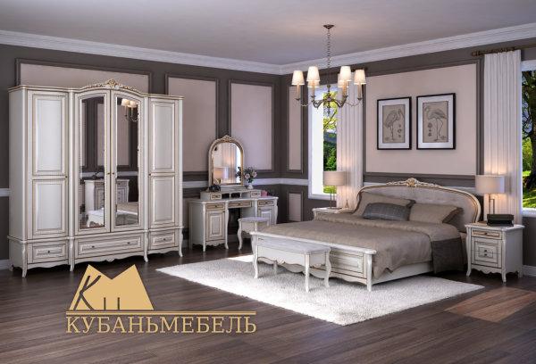 Купить мебель в спальную, спальня Севастополь