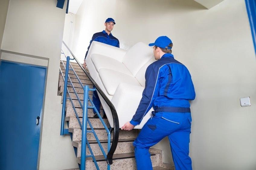 Услуги грузчиков по заносу мебели